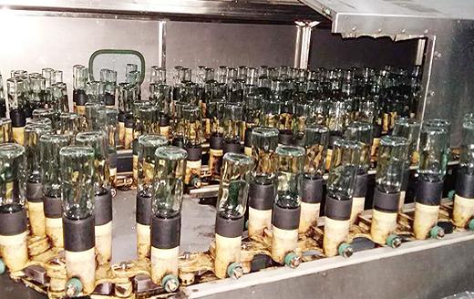 HX-15 洗瓶水循环净化灭菌装置介绍