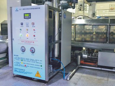 山东HX-10 洗瓶水循环净化灭菌装置