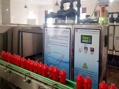 HX-5 洗瓶水循环净化灭菌装置