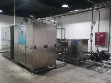 HX-20 洗瓶水循环净化灭菌设备