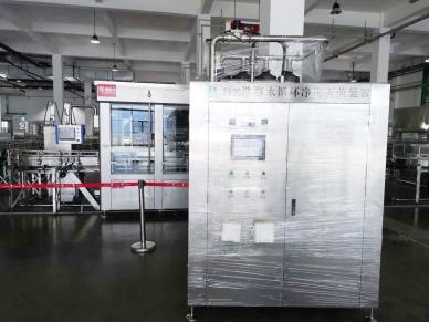 HX-12 洗瓶水循环净化灭菌设备